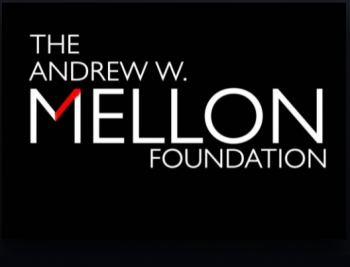 """graphic reading """"The Andrew W. Mellon Foundation"""""""