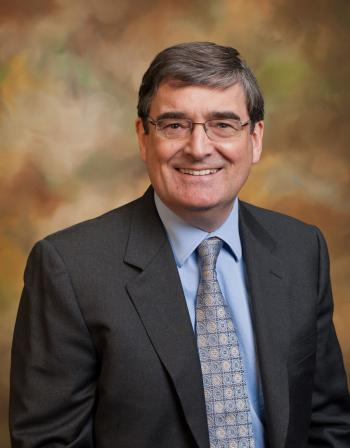 portrait of Mike Orr