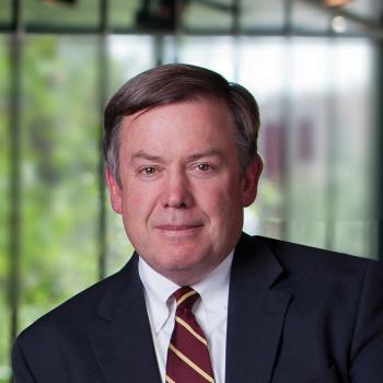 portrait of ASU President Michael M. Crow