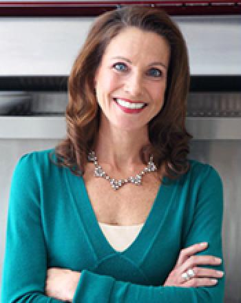 Food Network host Robin Miller