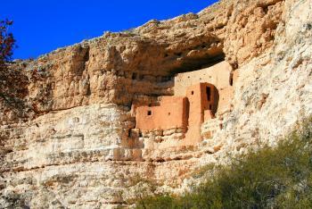 photo of Montezuma's Castle site