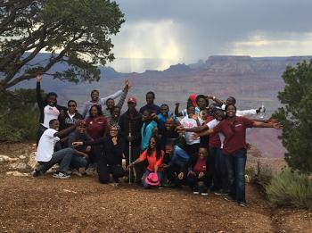 Mandela Washington Fellows 2015