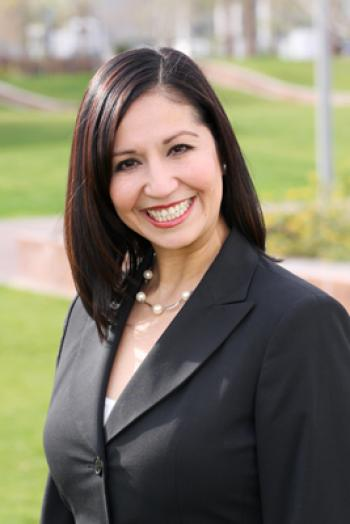 ASU professor Nancy Rodriguez