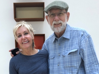 Nancy and Ted Wolter, OLLI at ASU, Osher Lifelong Learning Institute