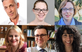 New faculty members in the ASU Department of English