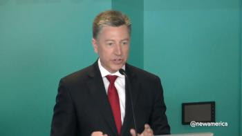 Arizona State University, Kurt Volker, New America, McCain Institute