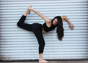 ASU Dance Student Nicky Shindler