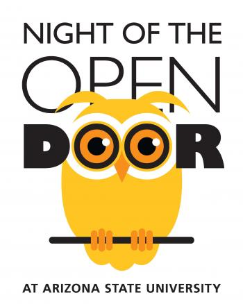 Night of the Open Door on March 3 on ASU's Tempe campus