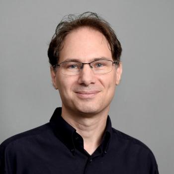Portrait of ASU Associate Professor Oliver Beckstein