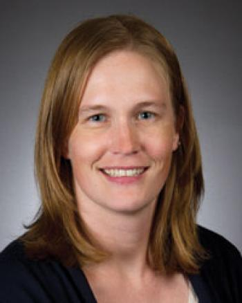 portrait of ASU assistant professor Sarah Stabenfeldt
