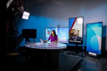 PBS NewsHour West and anchor Stephanie Sy