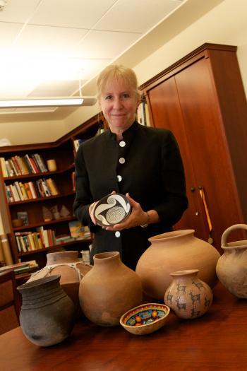 ASU President's Professor Margaret Nelson