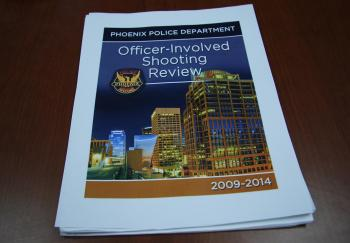The 175 page report on officer involved shootings by Phoenix Police