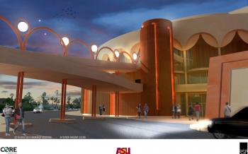 ASU Gammage auditorium renovations