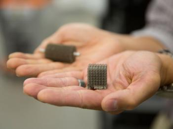 Lattice structures are a promising area of additive manufacturing, or 3D printing.