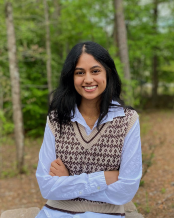 ASU College of Integrative Sciences and Arts Outstanding Undergraduate for 2020-2021 Sanjana Ponnada