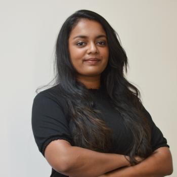 New ASU graduate Pooja Addla Hari
