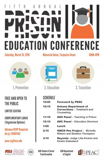 5th Annual ASU Prison Education Conference