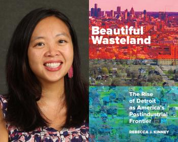 Rebecca J Kinney Beautiful Wasteland