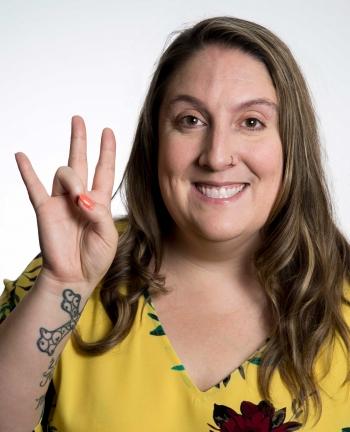 ASU grad Rachel Dora-Ann Fisher