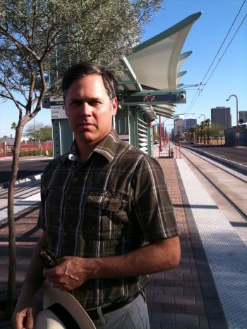 Arizona State University food justice scholar and author Matt Garcia