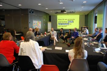Industry leaders discuss design education