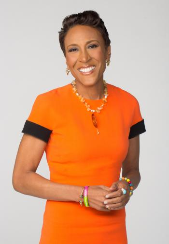 "Robin Roberts, the award-winning anchor of ""Good Morning America"" on ABC News"