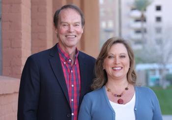 Ron and Leslie Simon