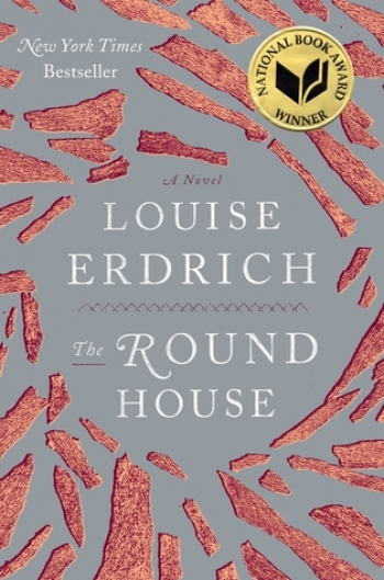 """Front cover of """"The Round House"""" by Louise Erdrich"""