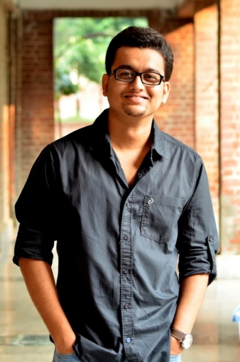 Graduating ASU student Sayantan Mukherjee / Courtesy photo