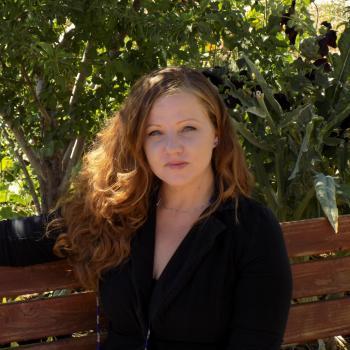 Sarah Bruce history graduate at ASU Polytechnic campus