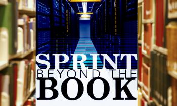 Sprint Beyond the Book - blending physical with digital