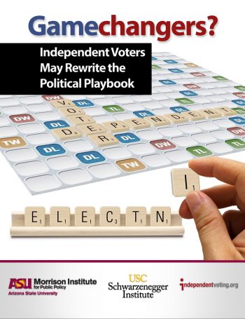 independent voters, Morrison Institute