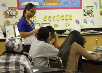 STEM teachers
