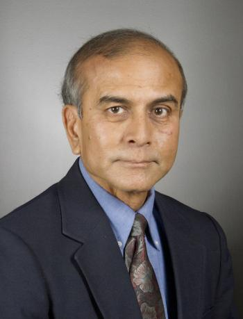 ASU computer science and engineering professor Arunabha Sen