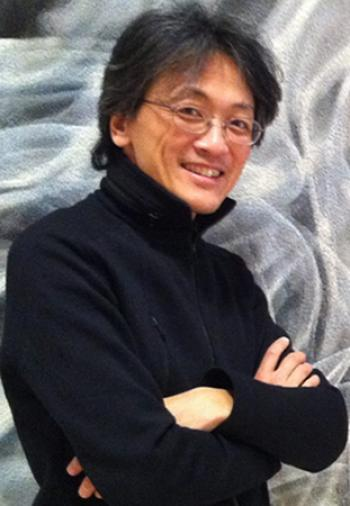 Sha Xin Wei, the new director of the ASU School of Arts, Media + Engineering.