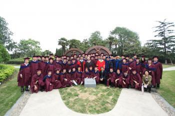 Shanghai EMBA graduation