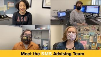 SMS Advising team