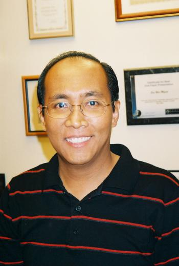 profile image of scientist, Soe Myint