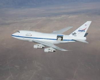 NASA's Stratospheric Observatory for Infrared Astronomy 747SP (SOFIA)