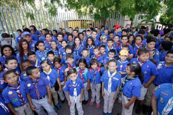 Nicaraguan Scouts