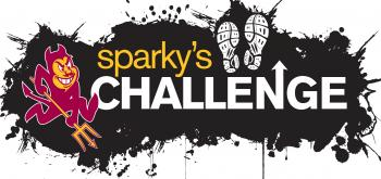 Sparky's Challenge logo