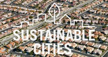 sustainable cities graphic