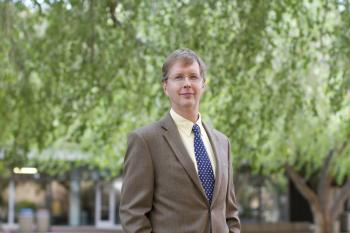 Kyle Squires, vice dean and interim dean