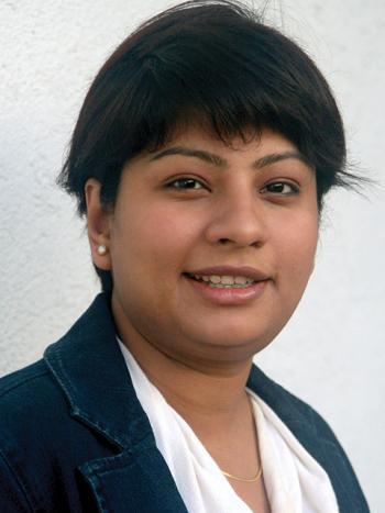 Srabanti Chowdhury