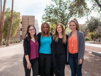 To equip students with the skills they will need to handle data and communicate effectively, the Arizona State University Department of Psychology launched the new Student Success Center (SSC).