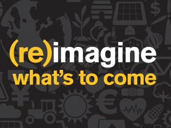 (re)imagine what's to come at the 2015 Sustainability Solutions Festival