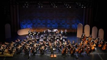 ASU Symphony students