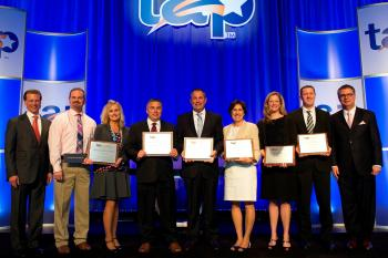 TAP District of Distinction winners