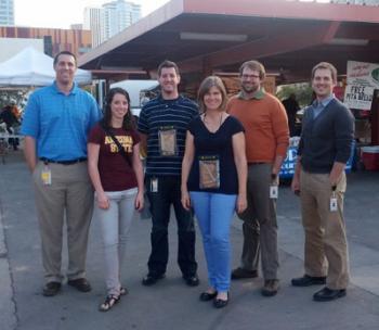 Research team: Matthew Buman, Amanda Gordon, Jonathan Kurka, Farryl Bertmann, Er